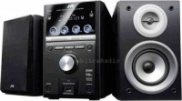 jvc ux dn500 micro dvd hi fi system 20 channel and media player accessory