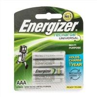 energizer recharge nh12bp4 universal aaa 700mah 4 pack battery