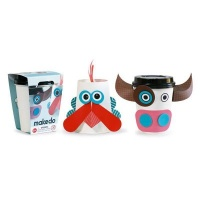 makedo cup critters supplied design may vary craft supply