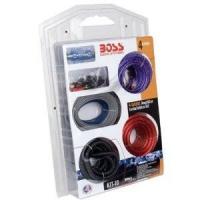 boss audio 4 gauge amplifier installation kit