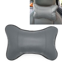 1 pieces four seasons breathable leather surface car neck