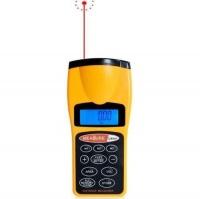 sdp 18 inch lcd ultrasonic distance measurer point cp rangefinder