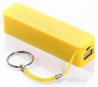 universal 2600mah usb power bank external battery charger