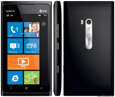 Photo of Not known NOKIA LUMIA 900 Cellphone
