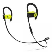 beats powerbeats3 wireless earphones shock yellow