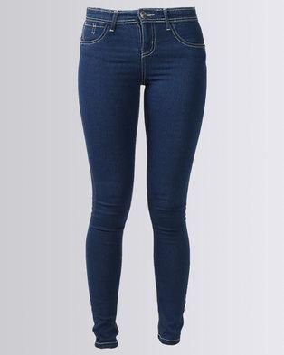 Photo of Legit Portia Push Up Skinny Jeans Stone Wash