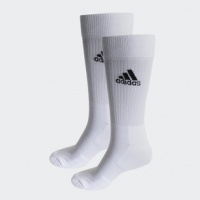 adidas 3 stripes performance crew socks 2 pairs woman sock
