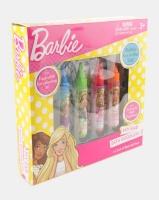 character planet barbie bath doodler gift set pink gift set