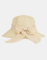 you i and woven bucket hat stone accessory