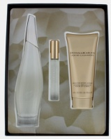 dkny cashmere liquid white edp 100ml and body lotion gift set