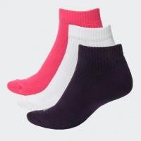 adidas 3 stripes performance no show socks pairs woman sock