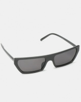 you i and trendy sunglasses black accessory