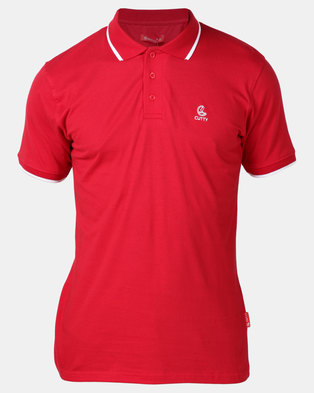 Photo of Cutty Shaker Classic Golfer Red