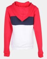 zoo york boys pullover colour block hoodie multi dh pant