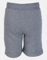 zoo york boys fleece shorts with tape grey melange dh pant