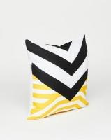 utopia geometric scatter cushion multi cushion