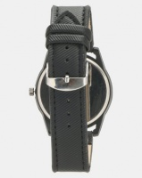 you i and understated sports lux watch black accessory