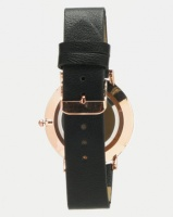 you i and vintage minimalist watch black accessory