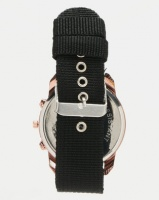 you i and utility diver watch black accessory