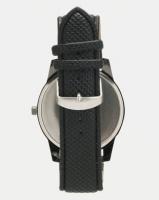 you i and urban maculinity watch black accessory