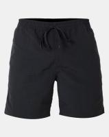 vans primary volley black swimwear