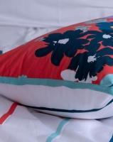 horrokses fashions alyissa duvet cover set red duvet cover