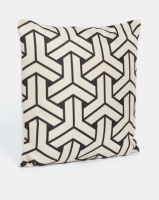 utopia scatter cushion cover black and white cushion