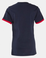 zoo york boys printed ringer tee with tape navy dh pant