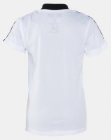 zoo york boys ss mesh tee with tape white dh pant