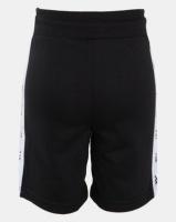 zoo york boys fleece shorts with tape black dh pant