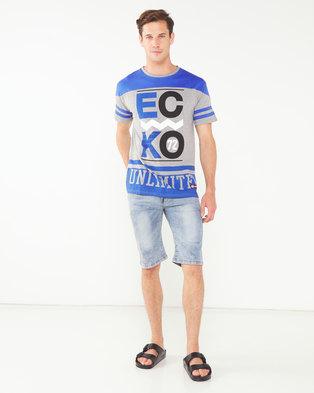 Photo of ECKO Unltd Ecko 72 Tee Grey