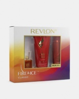 revlon fire and ice classic pamper pack 30 ml eau de gift set