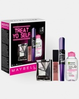 maybelline treat yo self makeup collection gift set