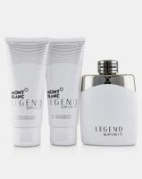 mont blanc montblanc legend spirit christmas set 10ml gift set