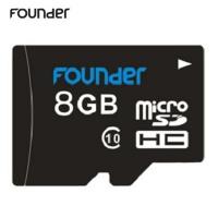 founder 8g class10 micro sd sdhc card tf memory