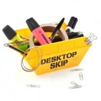 star wars desktop skip desk accessory