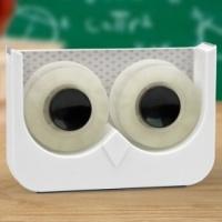 lego owl tape dispenser desk accessory