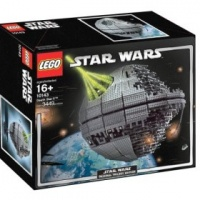 lego death star 2 10143 collectable