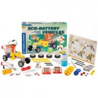 thames and kosmos eco battery vehicles electronic toy
