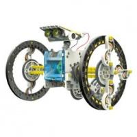 vw 14 in 1 solar robot kit electronic toy