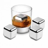 hard ice 175 inch stainless steel cubes