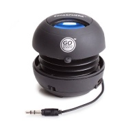 gogroove sonasphere mini rechargeable portable speaker with