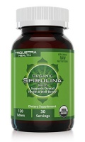 organic spirulina tablets purest and highest quality source