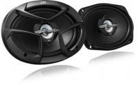 jvc 6x9 400w 3 way coaxial speakers pair cs j6930