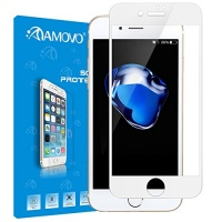 iphone 7 plus full cover tempered glass amovo