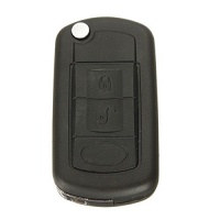 3button remote key fob case for range rover sport land