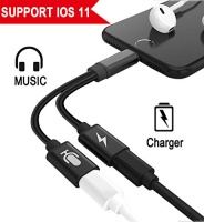 adapter and splitter lightning for iphone apple xiphone