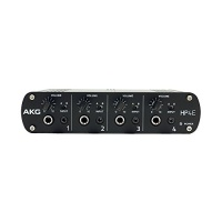 akg hp4e 4 channel headphone amp