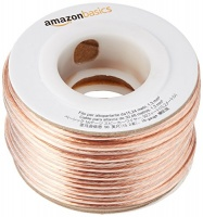 amazonbasics 16 gauge speaker wire 50 feet
