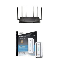 asus rt ac3200 tri band wireless gigabit router and arris